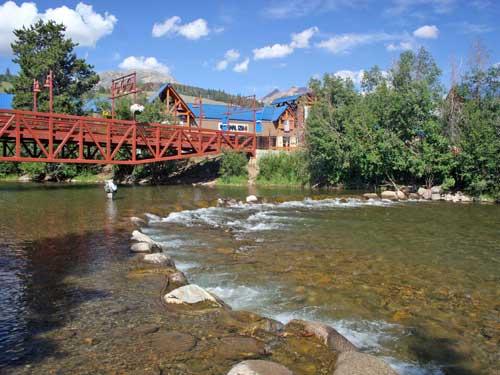 Blue River Colorado