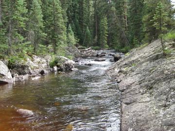 Cross Creek Colorado