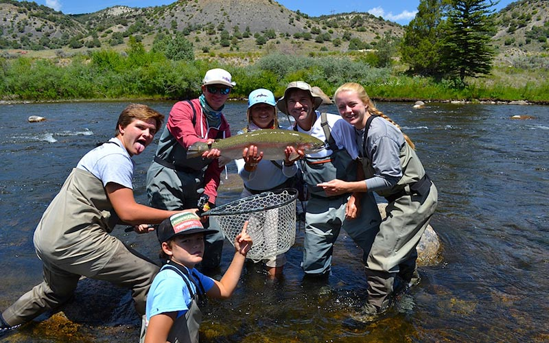 About us minturn anglers for Fly fishing vail colorado