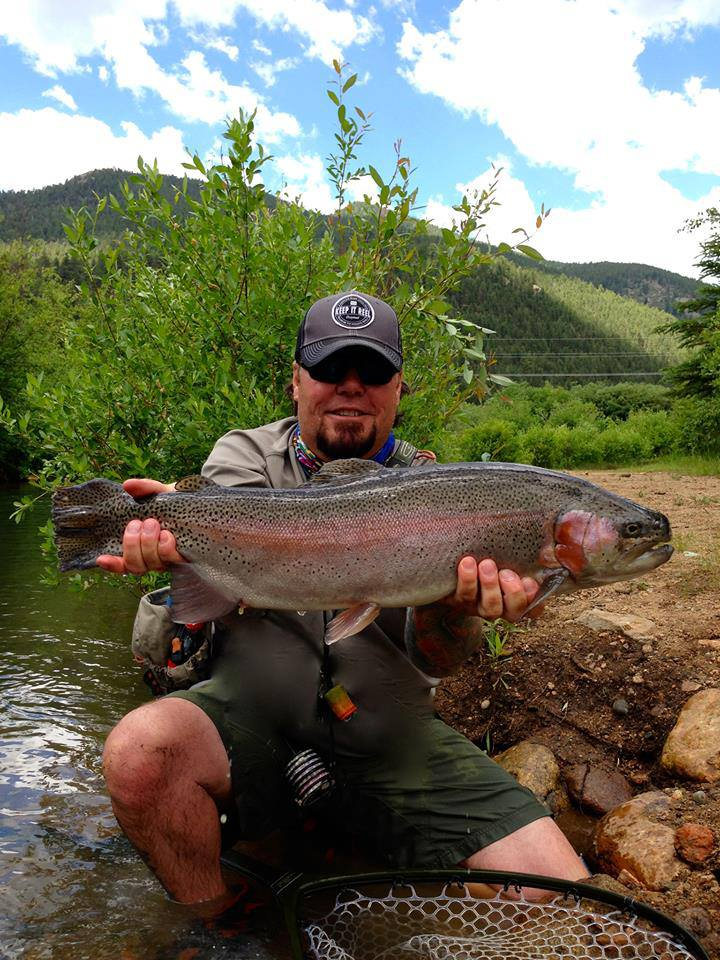 North fork south platte fishing report boxwood gulch for South platte river fishing