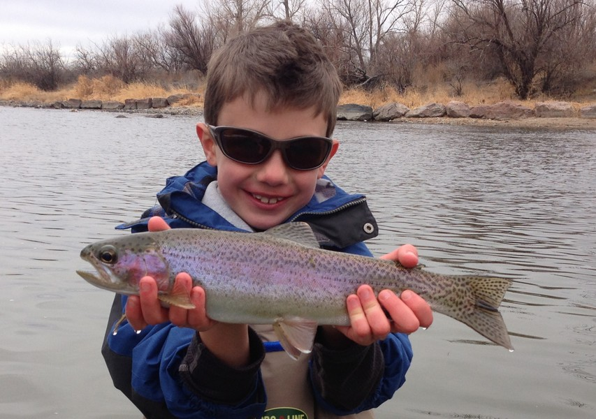 Arkansas river fishing report winter fishing below for Colorado fishing guide