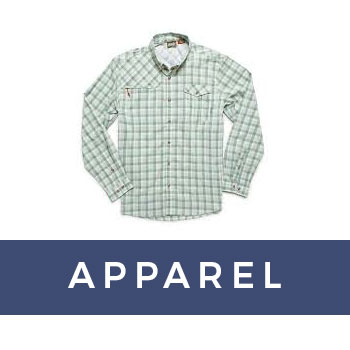 fly fishing apparel