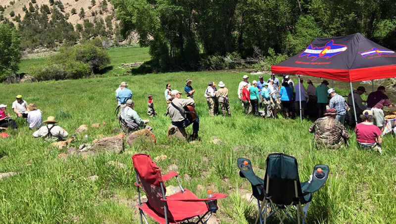 Vail Valley Fly Fishing Corporate Trip