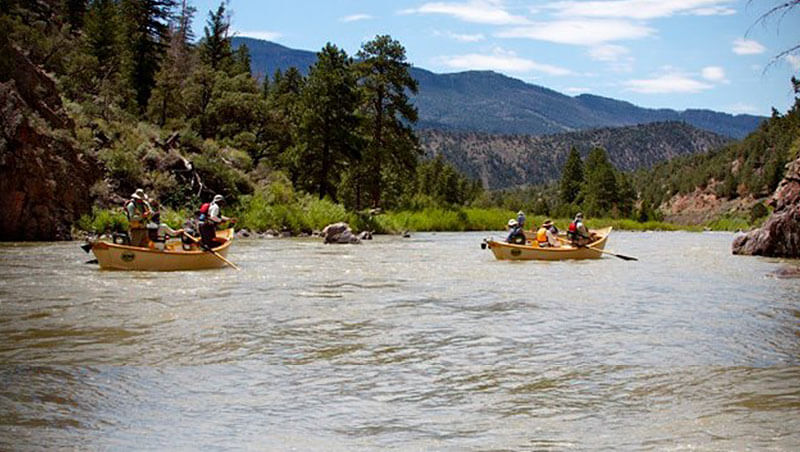 Fly Fishing Float Trip