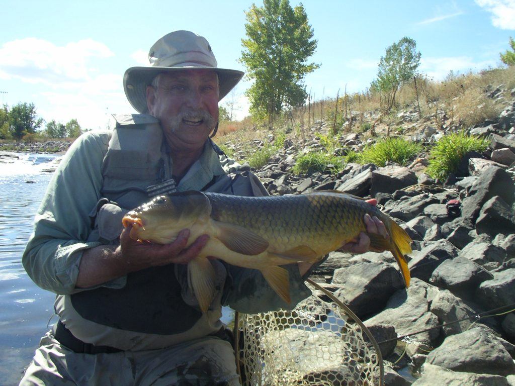 Remembering the life of gary hort fish on gary for Denver fly fishing shops