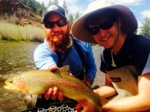 South platte river fly fishing report 5 28 14 minturn for Deckers co fishing report