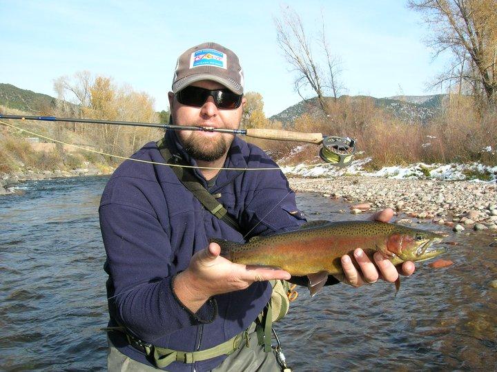 Scott fly rod colorado trucker hat minturn anglers for Sage fly fishing hat
