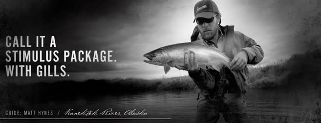 Small business saturday fly fishing sale presentation for Denver fly fishing shops