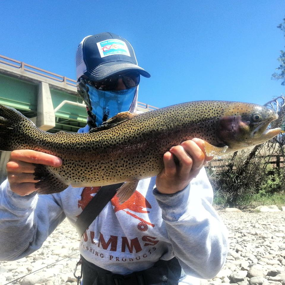 Get Buff For Fly Fishing Minturn Anglers