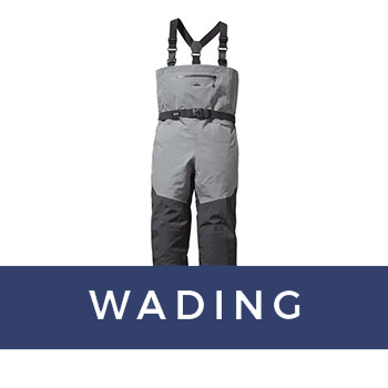 Wading-button