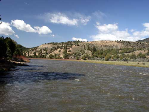 13176-Colorado River vail fishing Report-lovely view-cloud-water stream-sunny