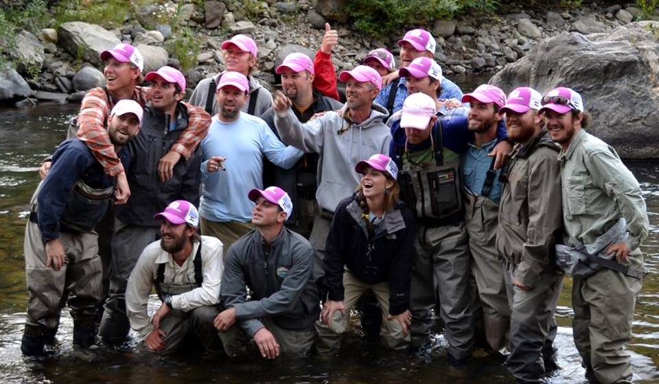 Minturn Anglers fly fishing guide crew Vail & Denver