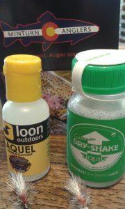Shimizake Dry Shake Liquid vs. Loon Aquel
