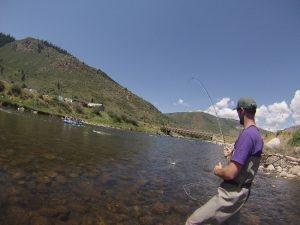 Fly Fishing School