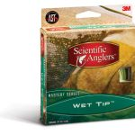 5551-SA Mastery Wet Tip Clear-Fly-Line 3m