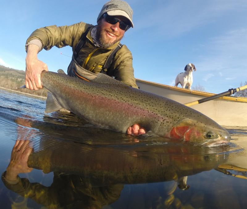 Idaho Steelhead - Fly Fishing with Minturn Anglers (Vail & Denver Colorado)