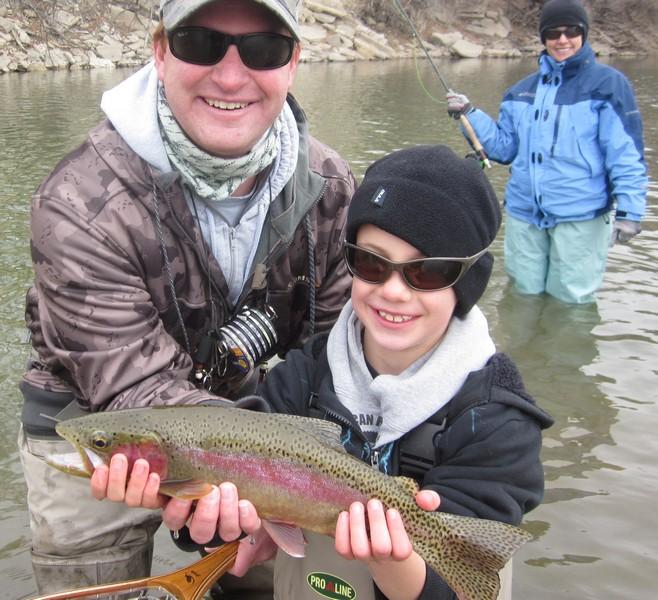 Arkansas River Fishing Report