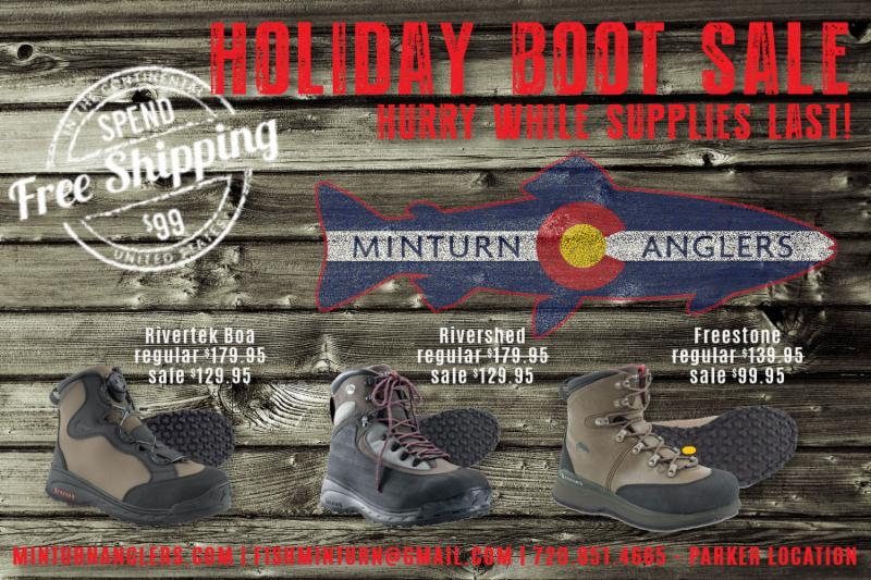 Buy local - Fly fishing gear & tying materials - Denver & Vail fly shops
