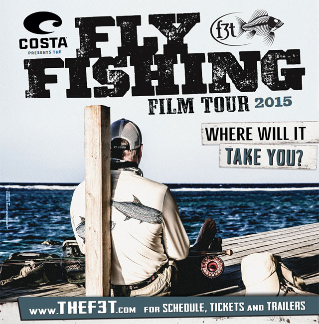 Fly Fishing Film Tour - Denver CO