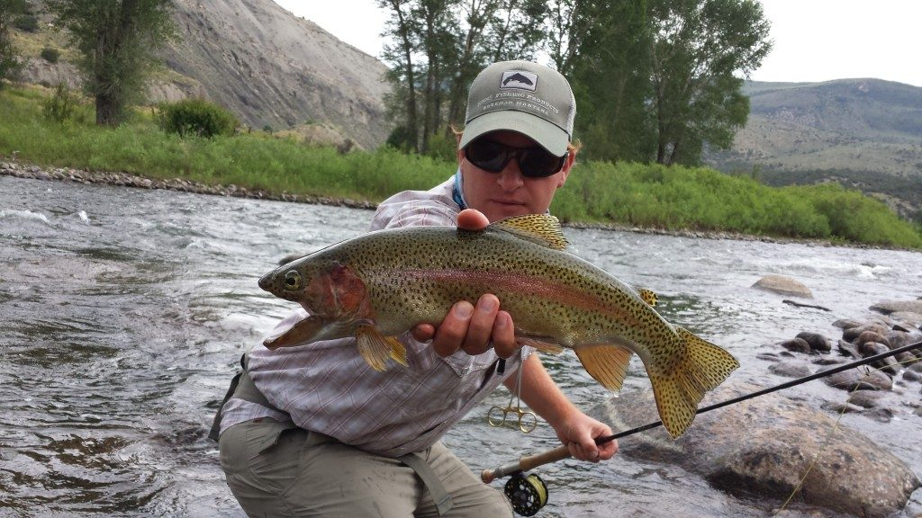 eagle river fly fishing