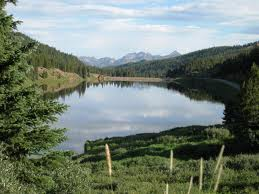 The Black Lakes Area is an Accessible Fishing Gem