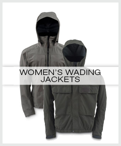 Fly fishing category - Women's wading jackets - Minturn Anglers online fly shop
