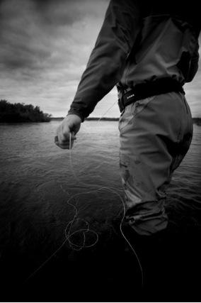 fly fishing equipment rental