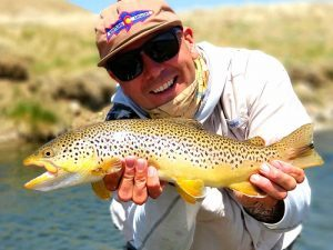 crane fly fishing on the south platte river