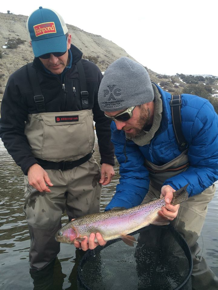 Eagle river fly fishing - Trouts are biting Vail valley
