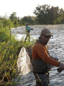 Fly fishing guides Vail Minturn Anglers Colorado