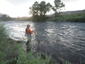 Fly fishing guides Vail Minturn Colorado