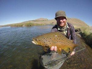 Erin Brown Trout - Dream Stream Minturn Anglers Denver