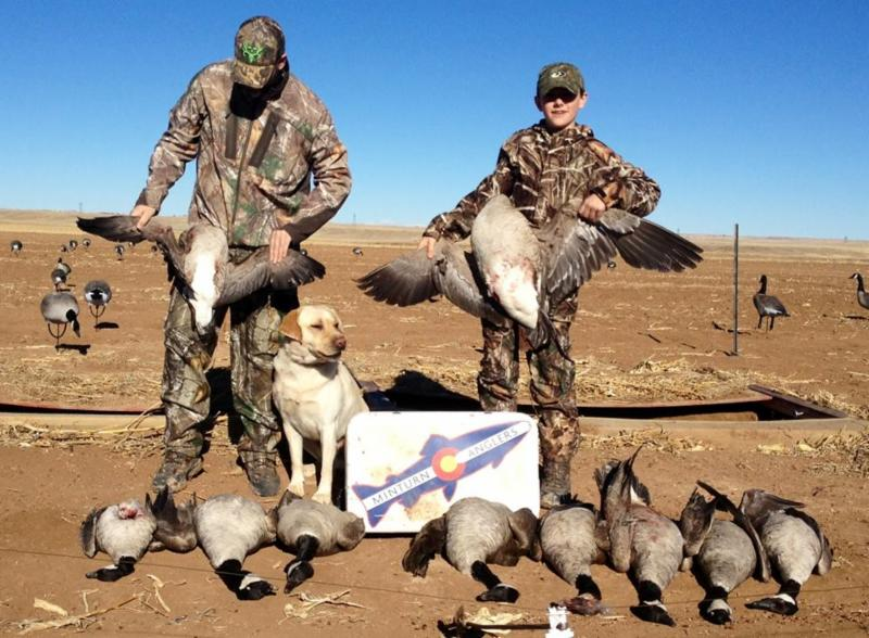 Minturn Anglers now offers goose hunts