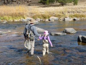 tips and tricks for fly fishing with your kids - Minturn Anglers