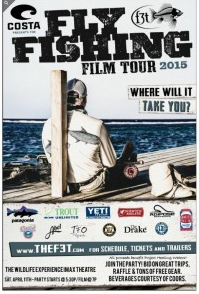 Fly Fishing Film Tour 2015 - Denver & Vail Colorado