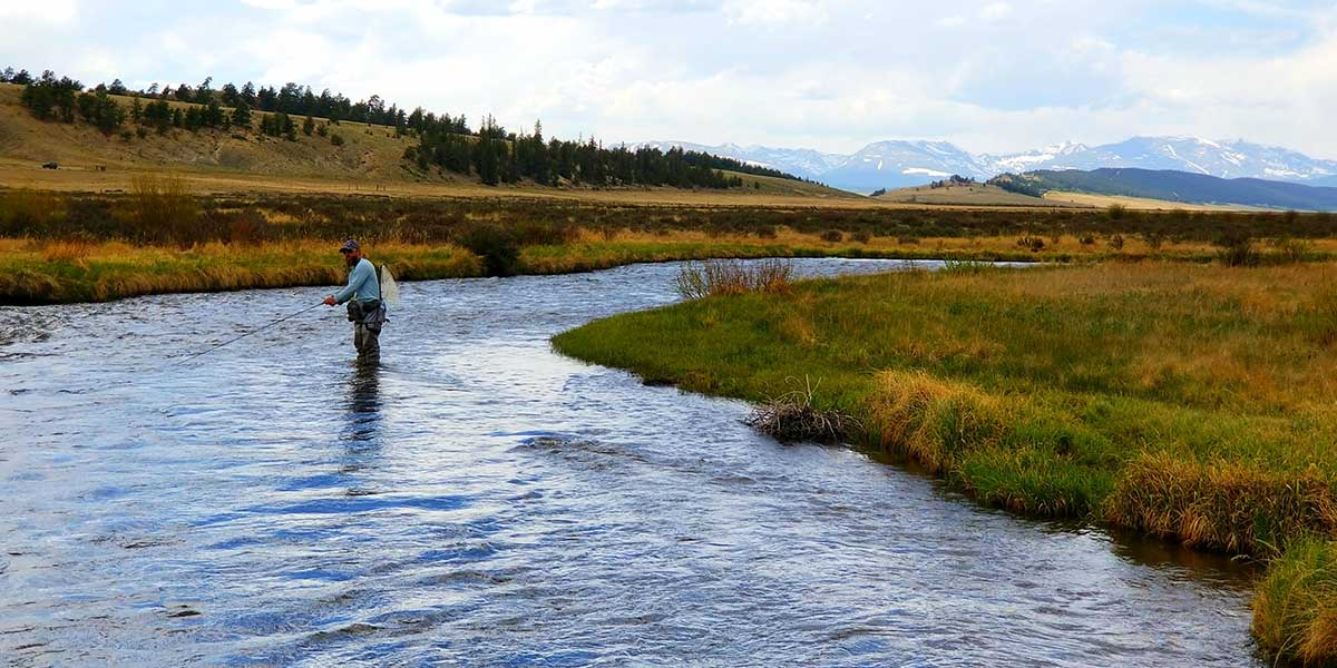 fly fishing tomahawk state wildlife area