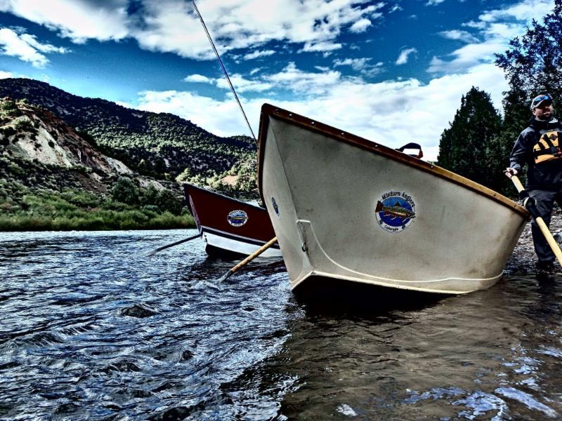 fly fishing gore creek