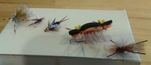 fly selection impressionistic flies