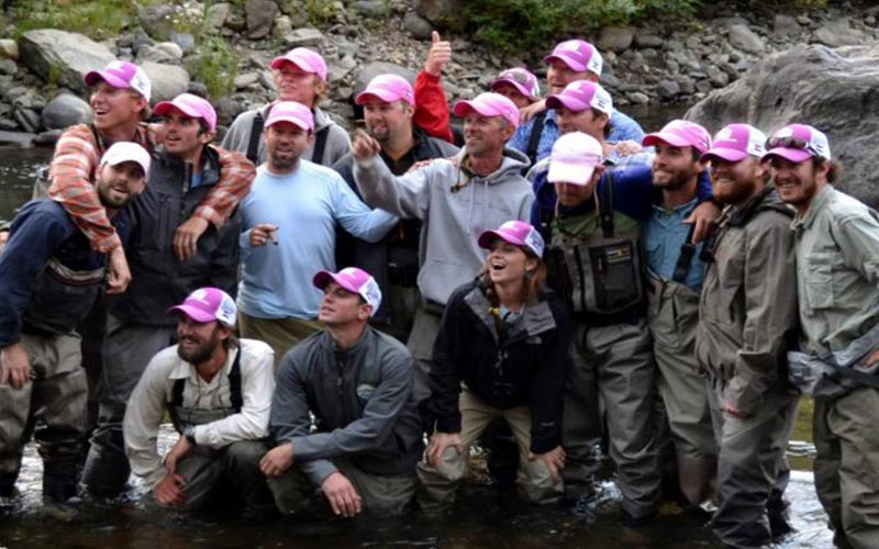 Minturn Anglers Fly Fishing Community Team