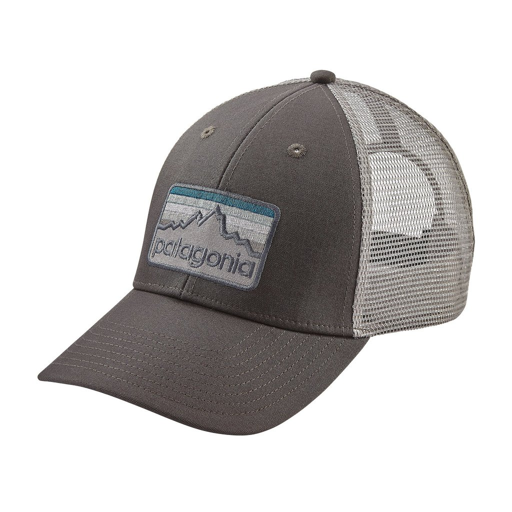 d4cd9c9516f8e Patagonia Line Logo Badge LoPro Trucker Hat - Minturn Anglers