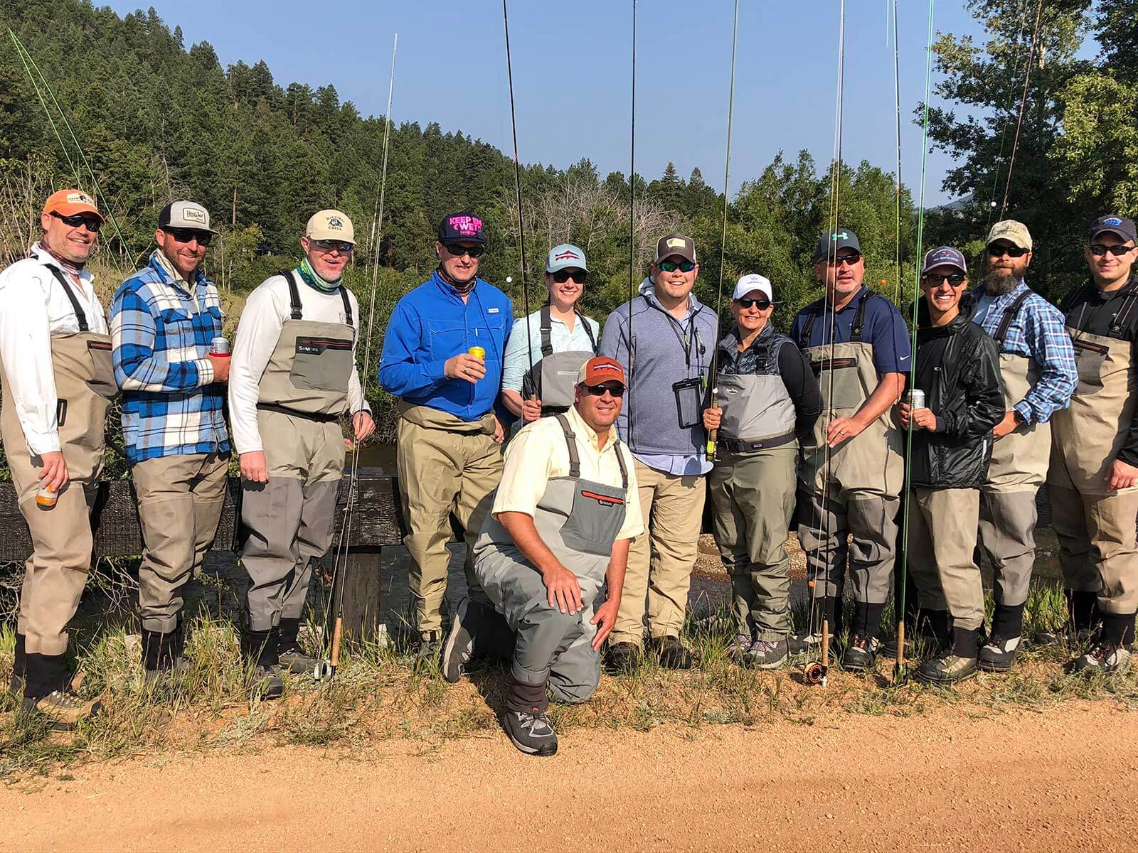 Colorado Corporate Fly Fishing Guided Trips