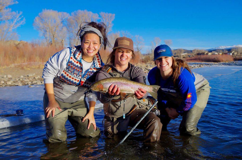 Wade Fishing Trips | Minturn Anglers