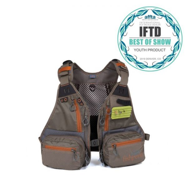 Tenderfoot youth vest