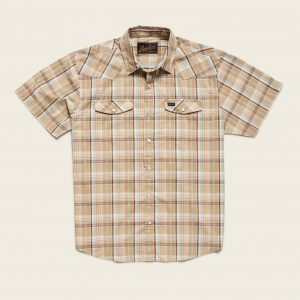 Howler Brothers H Bar B Plaid Shirt